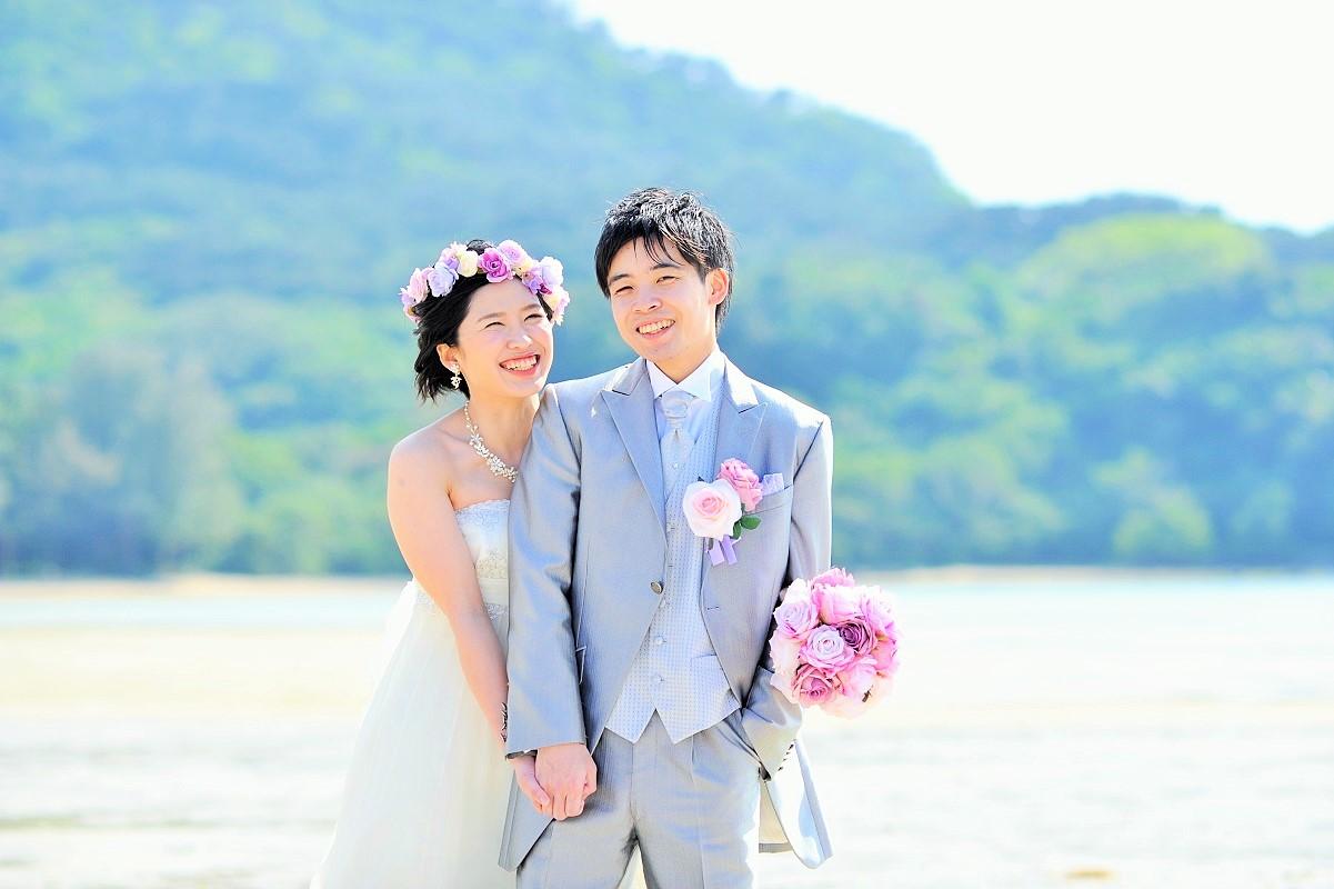 【New】チャペル&トラッシュザドレス&グリーンスポット 3ロケ地プラン~石垣島~