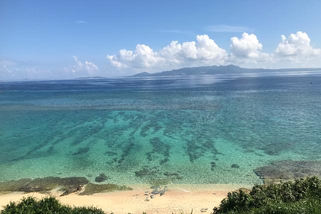 ダイヤモンドビーチ|沖縄本島